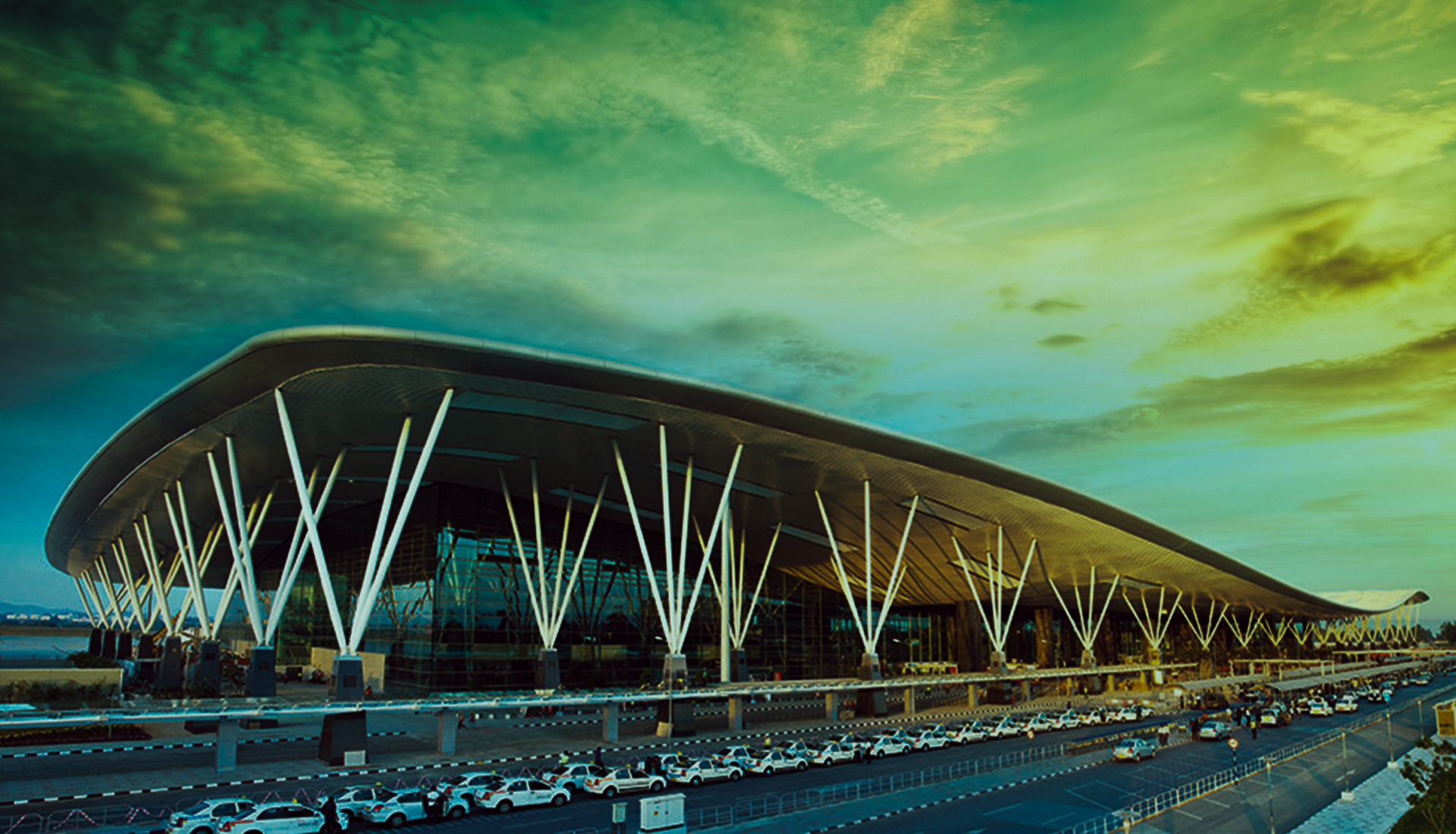 Kempegowda International Airport_Bangalore