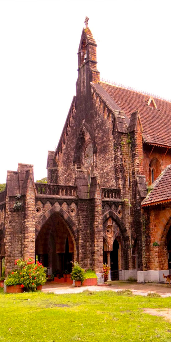 St Mary's Church belgaum