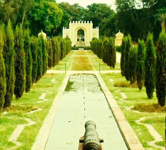 Tipu Sultan's Summer Palace